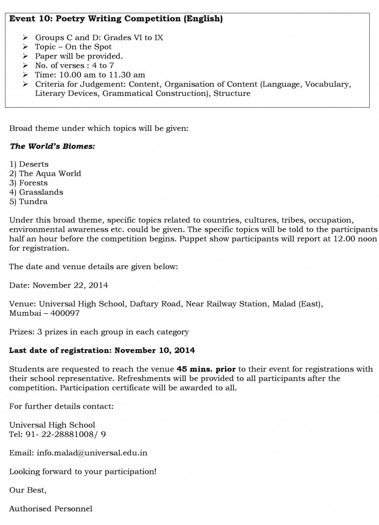 Microsoft Word - [32] Circular for JOSH 2014 (Interschools competition)(3)