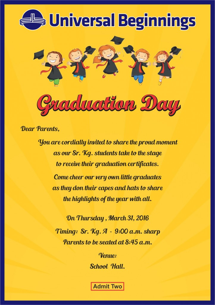 Graduation Day E-invite final 01 Sr Kg A