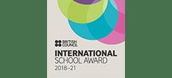 Universal Education International School Award 2018-21