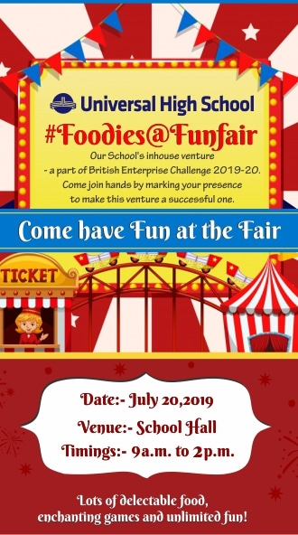 Foodie Funfair